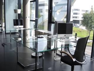 Sekretariatsbereich:  Bürogebäude von Schaich/innenarchitektur