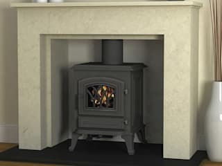 Hillandale Wood Burning / Multi Fuel Stoves: country  by Direct Stoves, Country
