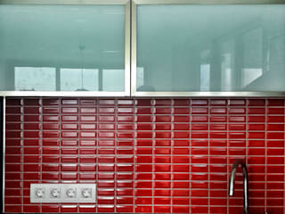 Dapur Modern Oleh 5 dakika Deneyim Tasarımı / Experience Design Modern