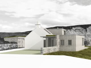 Private House, Isle of Raasay by ABIR Architects