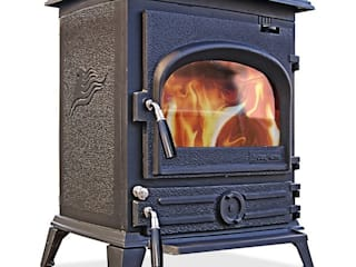 Horse Flame Wood Burning / Multi Fuel Stoves: country  by Direct Stoves, Country