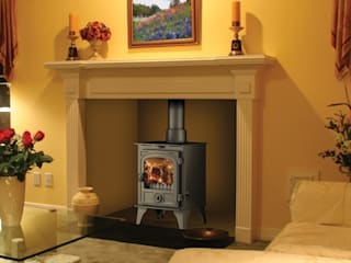 Hunter Wood Burning / Multi Fuel Stoves: country  by Direct Stoves, Country