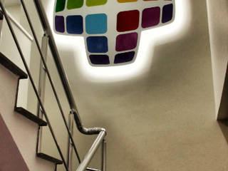 Bangunan Kantor Modern Oleh 5 dakika Deneyim Tasarımı / Experience Design Modern