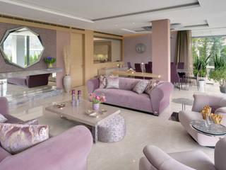Paker Mimarlık – ÇUBUKLU B25:  tarz Oturma Odası