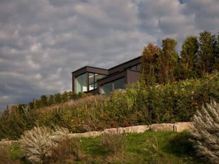 Bauwerk Architekten Haus H: ausgefallene Häuser von BauWerk Architekten Dortmund