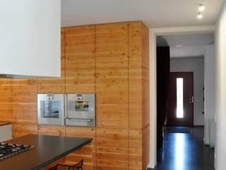 Haus1, Wohn/Essbereich nagel + braunagel Moderne Küchen