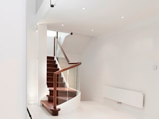 Ealing: minimalist  by Smet UK - Staircases, Minimalist