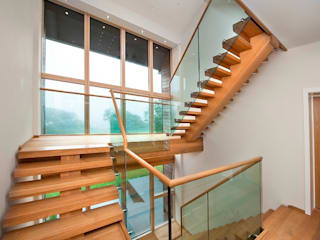 East Sussex - b: modern  by Smet UK - Staircases, Modern