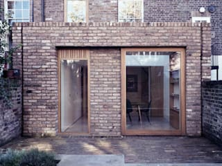 House Extension & Alterations, Islington:   by ABN7 Architects