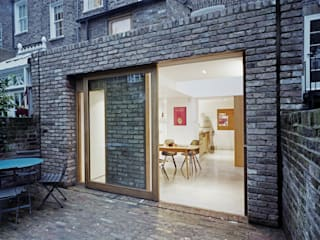 House Extension & Alterations, Islington Oleh ABN7 Architects