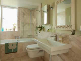 Casas de banho  por Dittrich Hudson Vasetti Architects