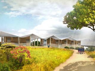 Raising Malawi Academy for Girls, Malawi by studioMDA