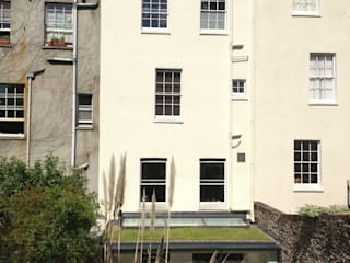 Extension to Grade II* listed building in Clifton:  Houses by Dittrich Hudson Vasetti Architects,
