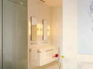 Noho Loft, New York studioMDA Minimalistische Badezimmer