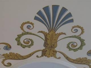 роспись потолка:  в . Автор – Абрикос