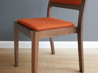 Long Eaton Stacking Chair & Bench: modern  by Assemblyroom, Modern