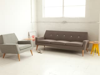 Finsbury Arm Chair and Sofa:   by Assemblyroom