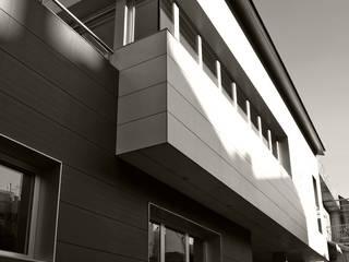 CIVITASNOVA -  Volumetría general: Casas de estilo  de CIVITASNOVA