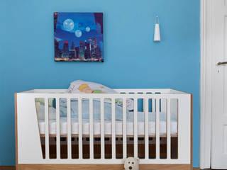 Kinderbett:   von DUELLI KLEE Dipl. Ing. Innenarchitektur Partnerschaft