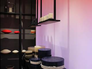 *toile tendue et gradation colorée: Locaux commerciaux & Magasins de style  par 180°