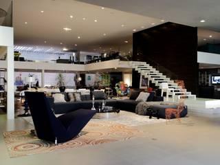 Modern commercial spaces by Carlos Otávio Arquitetura e Interiores Modern