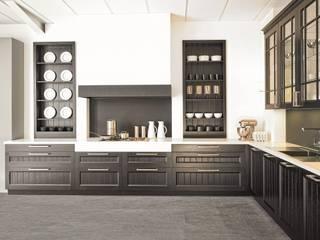 KH System Möbel GmbH Country style kitchen