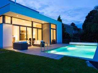 Modern Pool by Beck+Blüm-Beck Architekten Modern