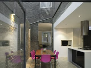 Mapledene Road: modern Kitchen by Platform 5 Architects LLP