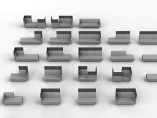現代  by Designstudio speziell®, 現代風