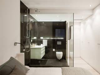 Dormitorios Dormitorios de estilo minimalista de Sebastián Bayona Bayeltecnics Design Minimalista