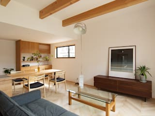 Modern Living Room by ELD INTERIOR PRODUCTS Modern
