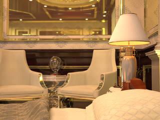 Dormitorios de estilo  de MHD Design Group
