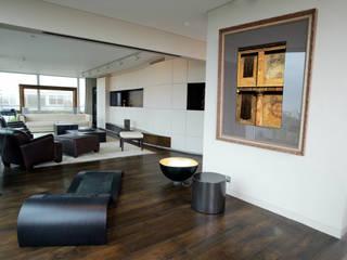 Appartement Chelsea Гостиная в стиле модерн от Atelier TO-AU Модерн