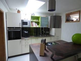 Einbauküche:   von Möbel-Tischlerei Jens Zöllner