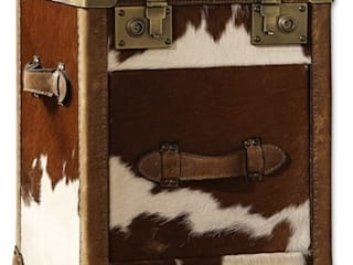 Leather Storage Trunks Today: classic  by Locus Habitat,Classic