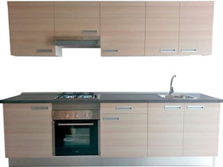 Modern Kitchen by MUDEYBA S.L. Modern