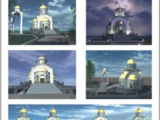 Храм Иосифа Обручника от Мастерская Михаила Некрашевича