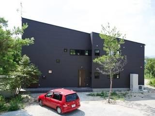 リゾートな家~神戸市T様邸: 株式会社 創匠が手掛けた家です。