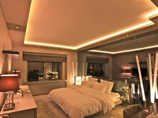 Kerim Çarmıklı İç Mimarlık Dormitorios de estilo moderno