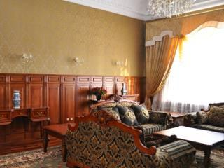 Дизайн интерьера загородного дома от Мастерская Михаила Некрашевича