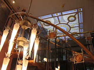 Дизайн интерьера пент хаусов и квартир от Мастерская Михаила Некрашевича