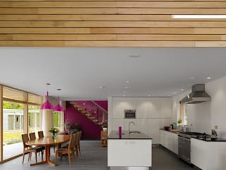 Meadowview Modern kitchen by Platform 5 Architects LLP Modern