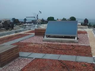 Estudio1403, COOP.V. Arquitectos en Valencia Atap datar