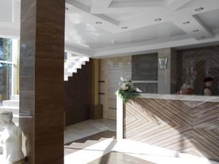 Moderne Hotels von Яна Васильева. дизайн-бюро ya.va Modern