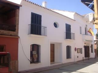 Vivienda en Secadero Benjumea Arquitectos Casas de estilo clásico