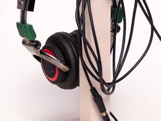 Stojaki na słuchawki par Meble Autorskie Jurkowski Scandinave