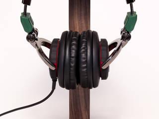 Stojaki na słuchawki par Meble Autorskie Jurkowski Moderne