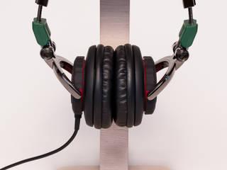 Stojaki na słuchawki par Meble Autorskie Jurkowski Industriel