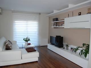 Salas de estar  por Sebastián Bayona Bayeltecnics Design