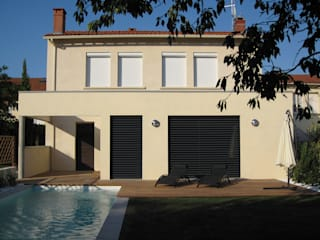 Extension après:  de style  par terradas marie-pierre